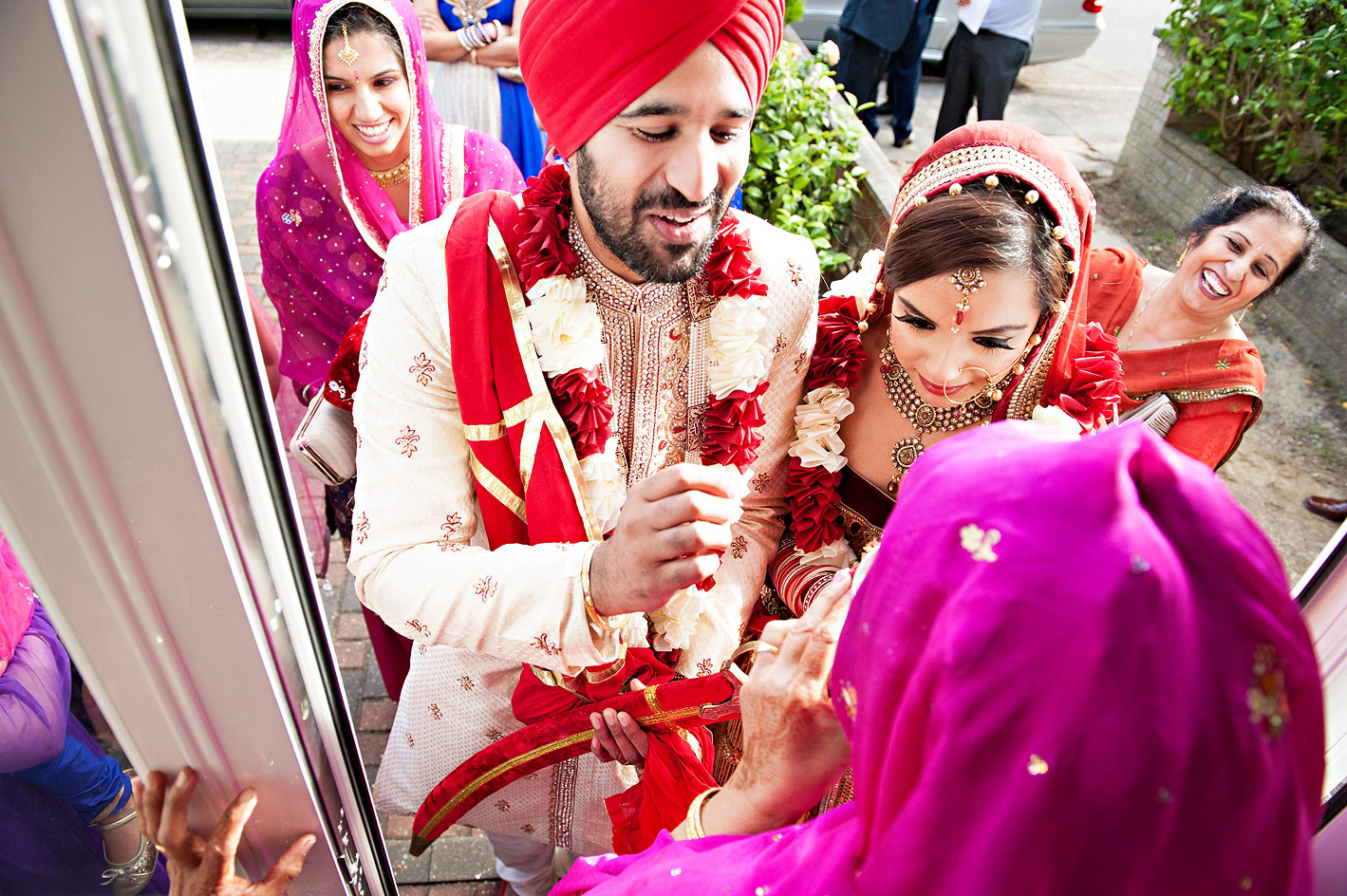 Sikh Wedding Photography | Wedding Photographer in London